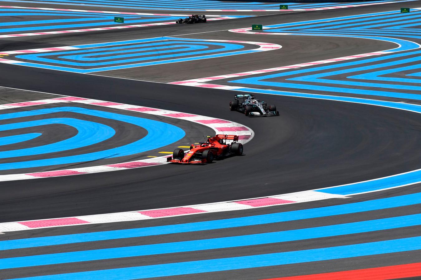 La Formule 1 ne passera pas par le Castellet en 2020.