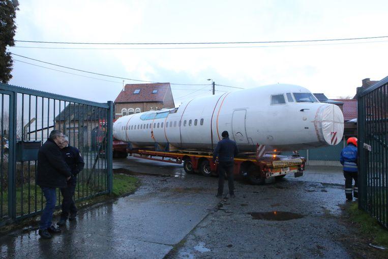 LINTER-transport Fokker