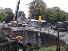 Vernieuwd brugdek Bossche Orthenbrug geïnstalleerd