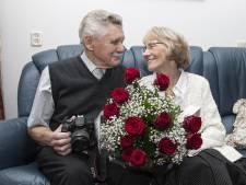 Nog altijd verliefd op elkaar, Leidy en Manfred Wohlgemuth 60 jaar getrouwd