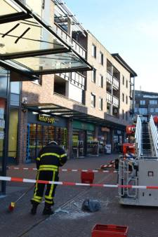 Opnieuw glasplaten stukgereden in centrum Etten-Leur