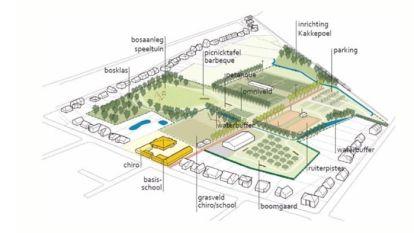 """Aanleg sport- en recreatiezone Oosterlindenveld van start: """"Goed nieuws voor verenigingen!"""""""