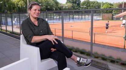 """Een exclusieve babbel met Kim Clijsters over haar comeback in coronatijden: """"In het begin had ik toch even het gevoel van 'dju toch'"""""""