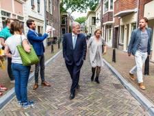 Nieuwe eigenaar Hardebollenstraat wil oude puien terug brengen