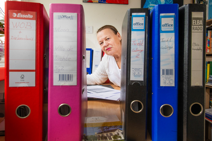 Mieke Vloon strijdt al zeven jaar tegen misstanden in de ouderenzorg.
