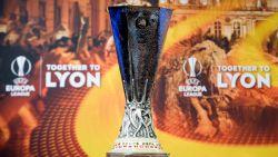 Europa League-beker gestolen in Mexico