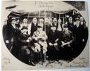 Oktober 1920: De handboogschutters die goud veroverden op de Olympische Spelen van Antwerpen.