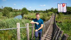 """De warmste vakantieplek van Vlaanderen, met De Buurtpolitie-acteur Henny Seroeyen (37): """"Als ik aan het Hageven ga lopen, is dat puur om te genieten"""""""