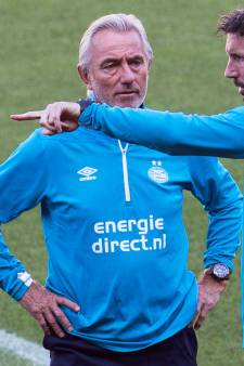 Verwijten van Van Marwijk: John de Jong moet het ontgelden