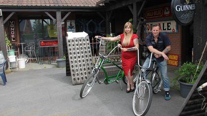 Gepimpte fietsen en rockabilly in De Brouwerij