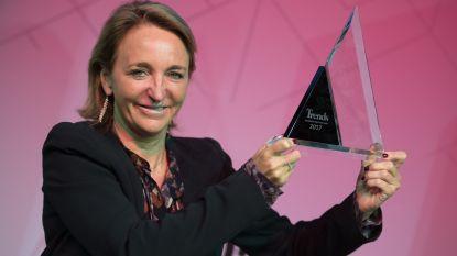 Textiel-CEO Michèle Sioen manager van het jaar