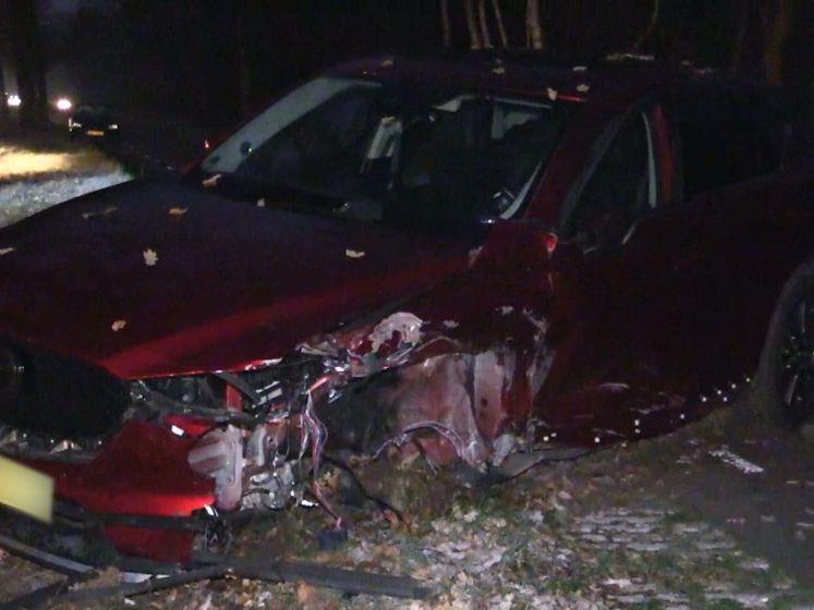 Meerdere voertuigen betrokken bij ongeval op N35