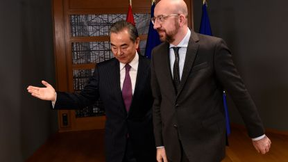 Europees-Chinese top uitgesteld vanwege pandemie