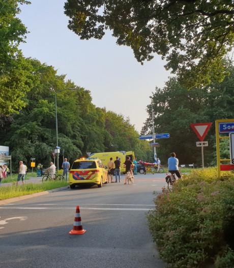 Twee gewonden bij ongeluk in Soesterberg
