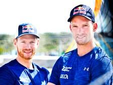 Brouwer en Meeuwsen openen met winst op WK beachvolleybal