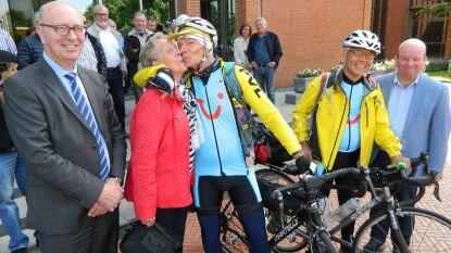 Valpartij nekt fietsdroom Roland Hurtecant (79)
