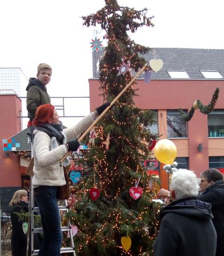 Ontroerende kerstwensen in  Kaatsheuvel