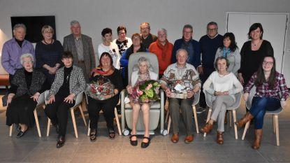 Elisa Deman werd 101 in het woonzorgcentrum Ter Beke