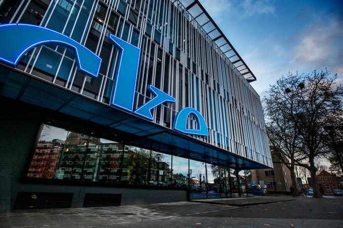 Het Centrum voor de Kunsten Eindhoven aan de Pastoor Petersstraat 180.