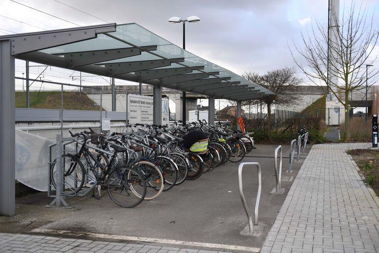 Aan deze fietsenstalling aan het station van Erps-Kwerps worden regelmatig fietsen gestolen. Kortenbergenaar Tony Pijls werd in amper zestien maanden tijd twee keer het slachtoffer van fietsdieven.