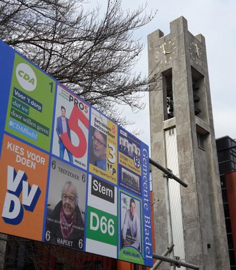 Bladel Transparant en VHP in Bladel willen allebei coalitie met CDA
