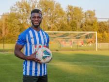 Voetbalnomade Malam Seide vindt rust bij FC Eindhoven