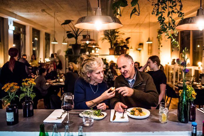 Studio Konijnenvoer in Arnhem: 'Een restaurant om te blijven volgen'.