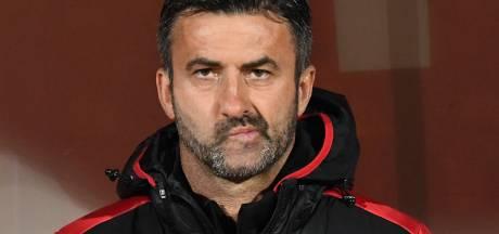 Panucci niet langer de bondscoach van Albanië