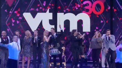 PREVIEW. VTM-gezichten brengen ongeziene openingsact in '30 jaar VTM'