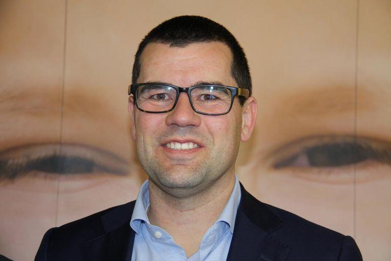 Sander Loones uit Koksijde trekt N-VA-lijst en is kandidaat- burgemeester.