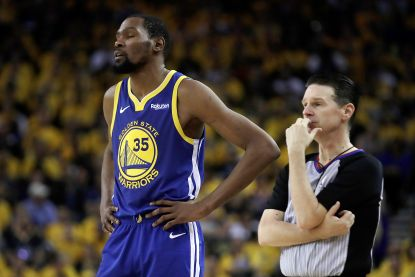 VIDEO. Houston rekent af met Utah, Golden State is nog niet klaar met LA Clippers