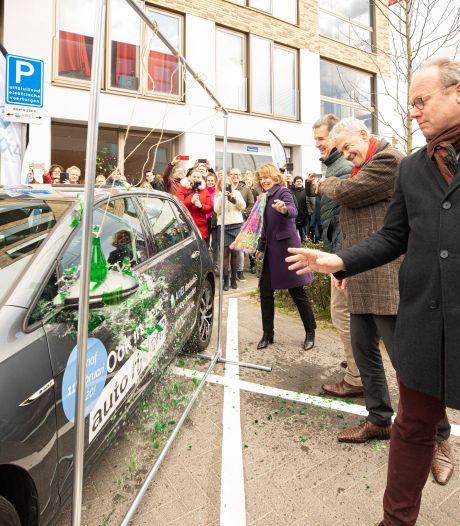 Primeur voor Amersfoort: hele wijk op deelauto's