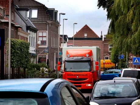 Toch nog extra maatregel tegen sluipverkeer A27 in Meerkerk