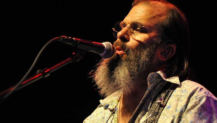 Hardcore Troubadour Steve Earle Spreidt Optimisme Tentoon