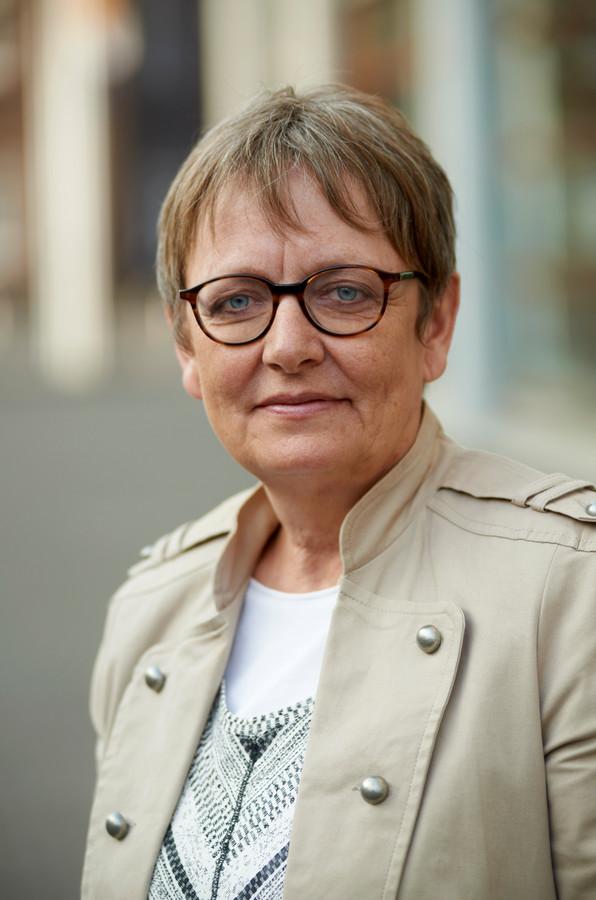Gerda Vervoort-Van den Wijngaard.