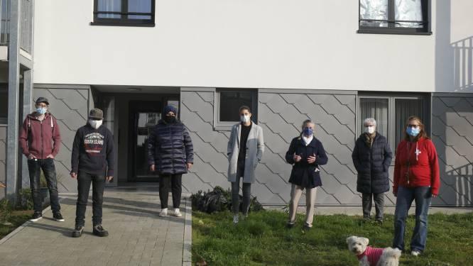 Buurtbewoners zijn niet te spreken over de bouwplannen van een parking achter hun flatgebouw, schepen relativeert