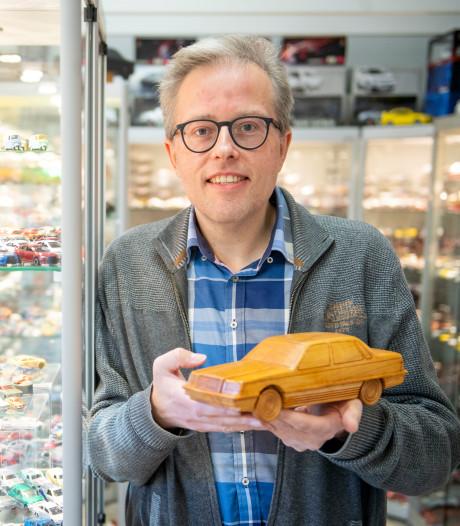 Marcel uit Borne heeft eigen Mitsubishi-museum: '38 jaar gespaard'
