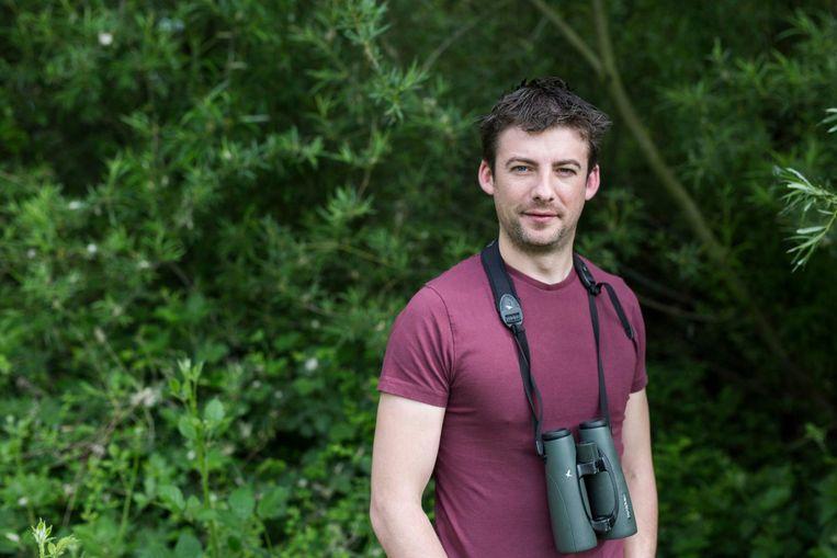 Documentairemaker Frederik Thoelen waagde zich in het bevermilieu.