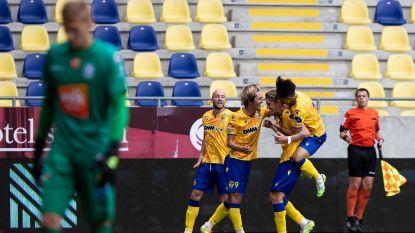 Ook AA Gent begint met valse noot: STVV profiteert van defensief geknoei om Buffalo's 2-1-nederlaag aan te smeren