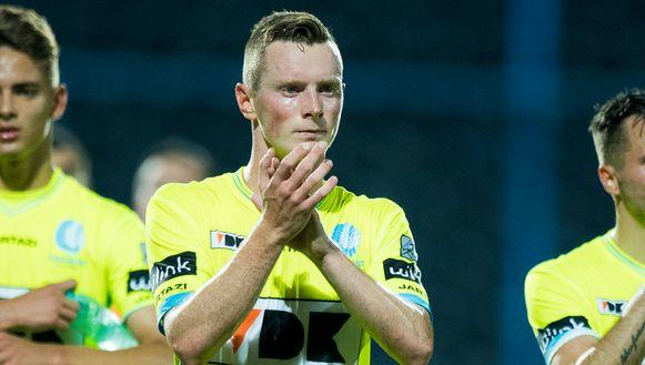 Rob Schoofs valt uit de selectie voor de Europa League.