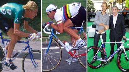De Eddy Merckx-fiets keert terug in de WorldTour:  meteen gerespecteerd in het verleden, verlies van miljoenen en de internationale terugkeer