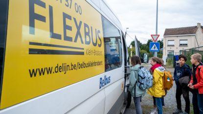 Ook Breendonk krijgt Flexbus-haltes