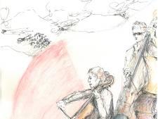 Russische romantiek verbeeld door CKE-cursisten: expo en concert in Muziekgebouw Eindhoven
