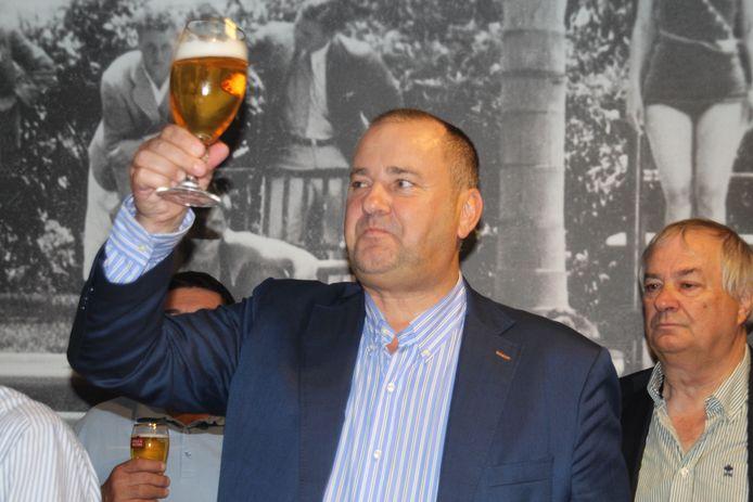 Kurt Vanryckeghem vierde eerder ook al geslaagde gemeenteraadsverkiezingen.