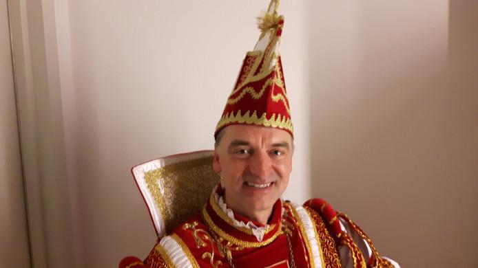 Prins Eric d'n Urste (Eric Roosen) van Döllekesgat.