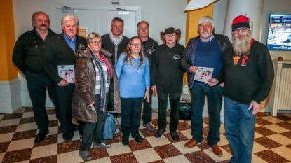 Smid Luc Vandecasteele schenkt deel van opbrengst poppy's aan Bijzondere Jeugdzorg De Korf