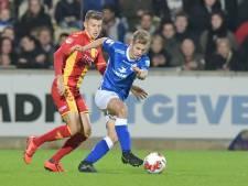 Profcontract voor Rik Mulders en Declan Lambert bij FC Den Bosch