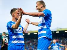 Winteraankoop Thy achterhaalt Van Crooij als clubtopscorer PEC Zwolle