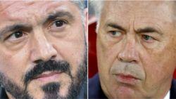 """""""Gattuso leidt vandaag al eerste training bij Napoli na ontslag Ancelotti"""""""