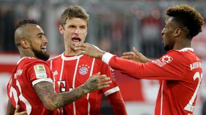 Vroege 0-2-achterstand deert Bayern niet, FC Keulen ziet opmars gestuit